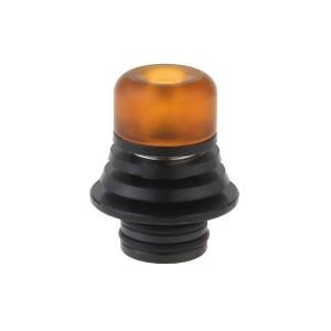 Дрип тип (Drip Tip) 510 Berserker Style BLACK