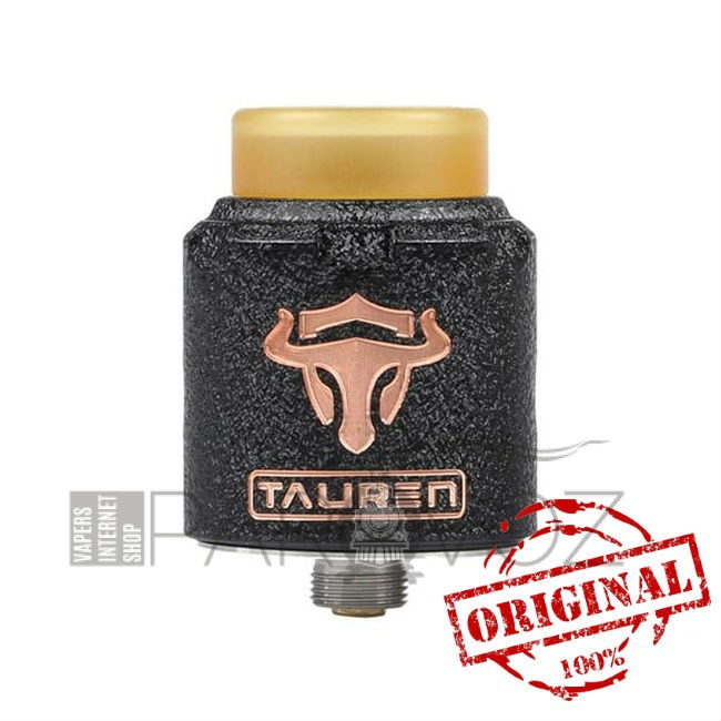 Дрипка THC Tauren RDA Copper Black (Оригинал)
