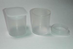 Пластиковый контейнер для хранения / транспортировки стекол