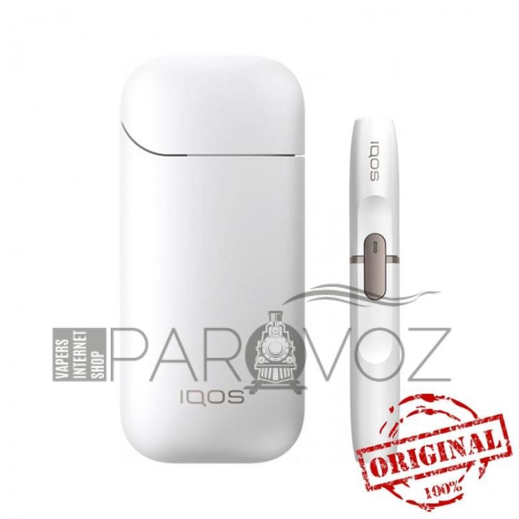Комплект IQOS 2.4 Plus White (Оригинал)