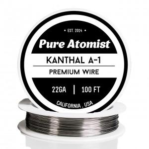 Кантал (Kanthal) 0,32 мм (1 м.)