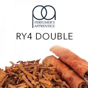Ароматизатор TPA RY4 Double - Карамельный табак (5 ml.)