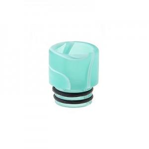 Дрип тип (Drip Tip) 510 акриловый Green