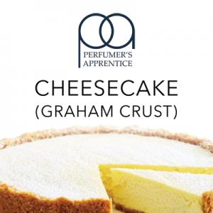 Ароматизатор TPA Cheesecake (Graham Crust) - Чизкейк с корочкой (5 ml.)