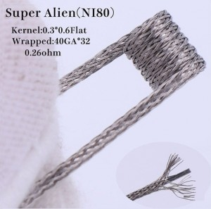 Спираль Super Alien - Ni80