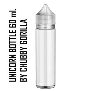Пластиковые бутылочки Unicorn Bottle by Chubby Gorilla 60мл.