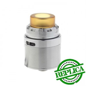 Дрипка Reload X RDA Silver (High copy)