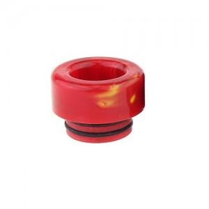 Дрип тип (Drip Tip) 810 Plastic RED