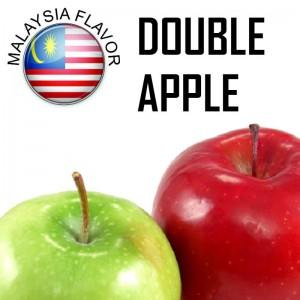 Малайзия Double apple (Яблоко) 5 мл