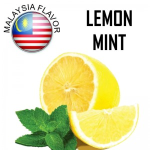 Малайзия Lemon Mint (Лимон с мятой) 5 мл