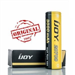 Аккумулятор 20700 IJOY 3000mAh 40A (Оригинал)