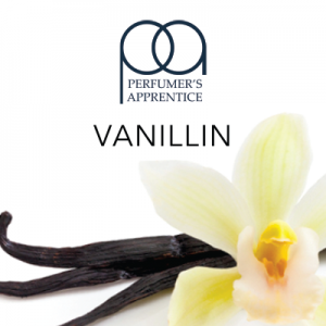 Ароматизатор TPA Vanillin 10% - Ванилин (5 ml.)