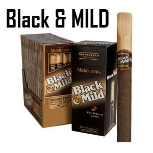 Xi'an Taima - Black & MILD (Блэк энд Милд) (5 ml.)