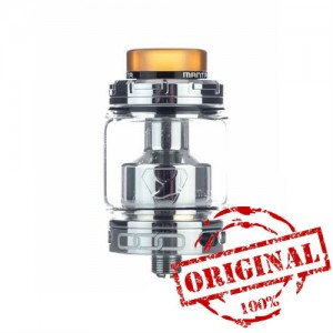 Обслуживаемый атомайзер Advken Manta RTA - 3.5ml & 5ml Silver (Оригинал)
