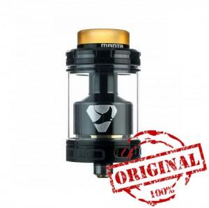 Обслуживаемый атомайзер Advken Manta RTA - 3.5ml & 5ml Black (Оригинал)