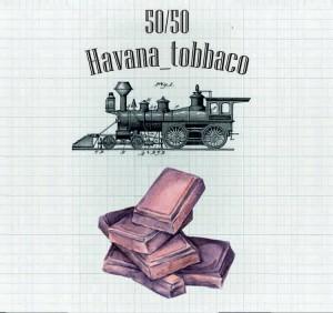 Жидкость PAROVOZ - Havana_tobbaco (120 ml.)