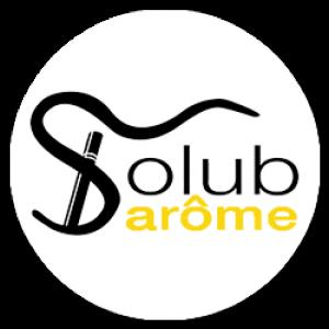 Ароматизатор Solubarome - Banane fraise creme (Бананово-клубничный крем) 5 мл.