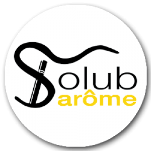 Ароматизатор Solubarome - Peche Melba (Персик / малина / мороженое) 5 мл.